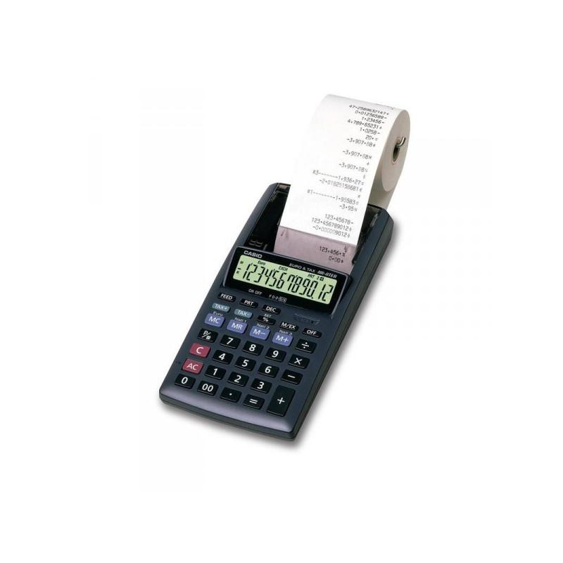 Калькулятор печатающий Casio HR-8TEC 12-разрядный