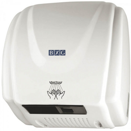Сушилка для рук BXG-230, 2300Вт, пластик, 265*245*207мм, белый