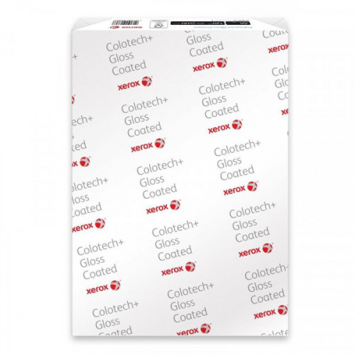 Бумага XEROX Colotech Gloss Coated (SRA3, 210г, 135CIE%, 250л.)