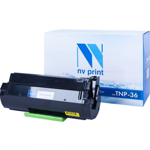 Тонер картридж NV Print совместимый Konica Minolta TNP-36 (10000k)