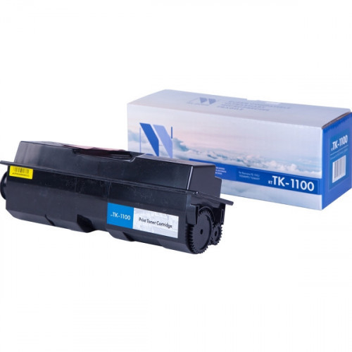 Картридж NV Print совместимый Kyocera TK-1100 (2100k)