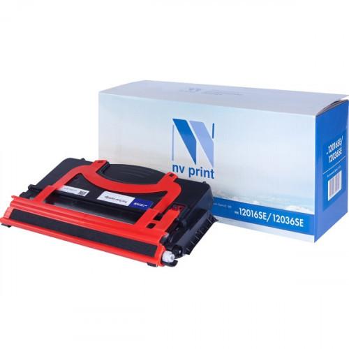 Картридж NV Print совместимый Lexmark 12016SE/12036SE (2000k)