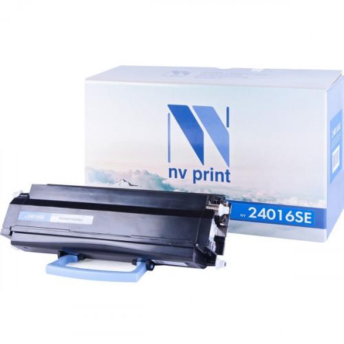 Картридж NV Print совместимый Lexmark 24016SE (2500k)