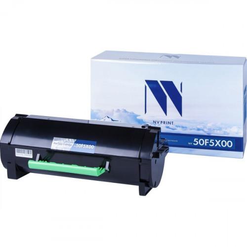 Картридж NV Print совместимый Lexmark 50F5X00  (10000k)