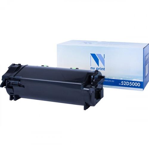 Картридж NV Print совместимый Lexmark 52D5000  (6000k)