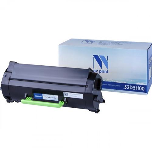 Картридж NV Print совместимый Lexmark 52D5H00  (25000k)