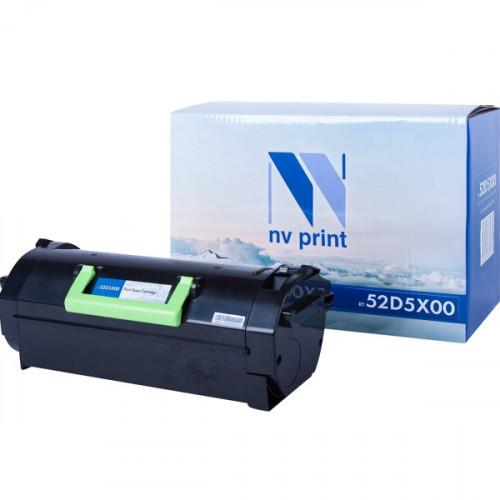 Картридж NV Print совместимый Lexmark 52D5X00 (45000k)