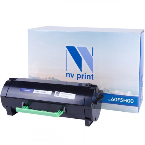Картридж NV Print совместимый Lexmark 60F5H00  (10000k)