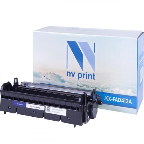 Барабан NV Print совместимый Panasonic KX-FAD412A  (6000k)