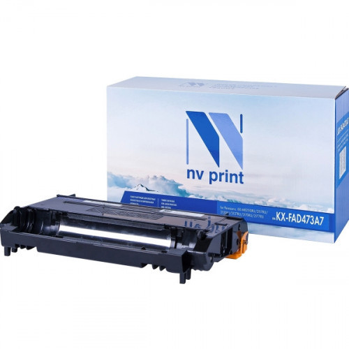Барабан NV Print совместимый Panasonic KX-FAD473A7  (10000k)