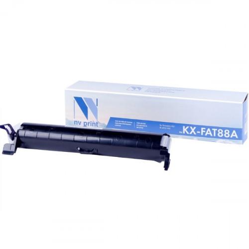 Картридж NV Print совместимый Panasonic KX-FAT88A  (2000k)