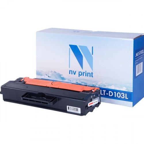 Картридж NV Print совместимый Samsung MLT-D103L (2500k)