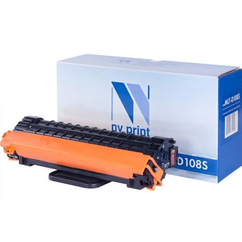Картридж NV Print совместимый Samsung MLT-D108S (1500k)