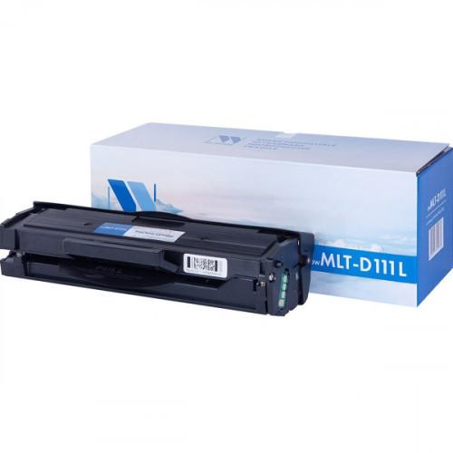 Картридж NV Print совместимый Samsung MLT-D111L (1800k)