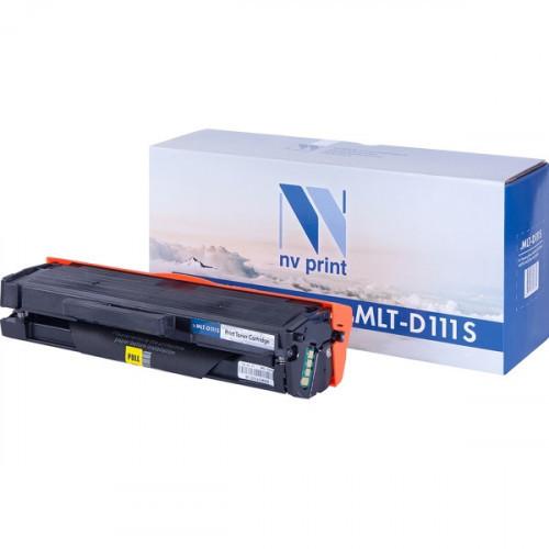 Картридж NV Print совместимый Samsung MLT-D111S  (1000k)