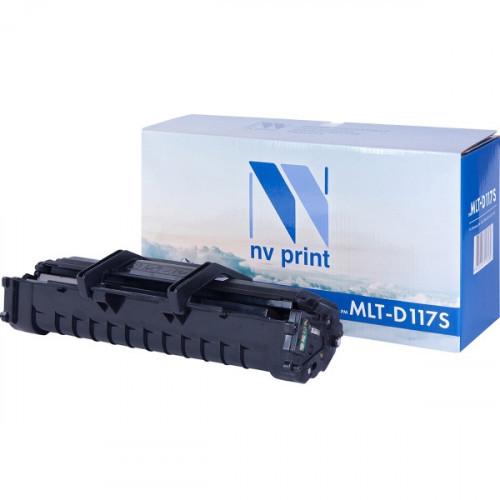 Картридж NV Print совместимый Samsung MLT-D117S (2500k)