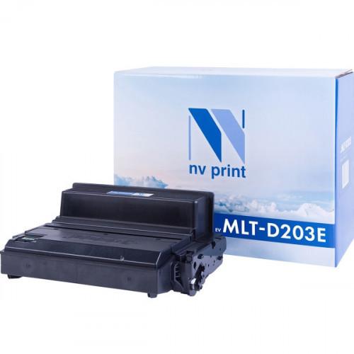 Картридж NV Print совместимый Samsung MLT-D203E (10000k)