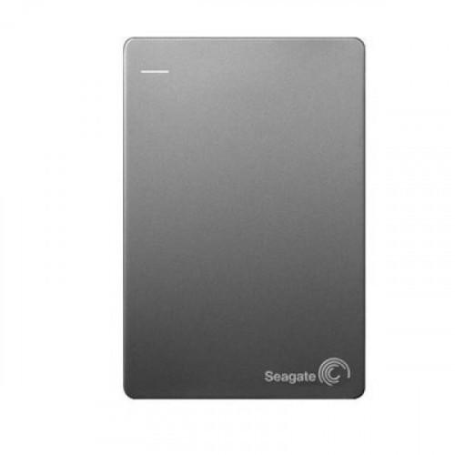 Портативный HDD Seagate Backup Plus 1TB USB 3.0(STDR1000201)серебро, 2,5
