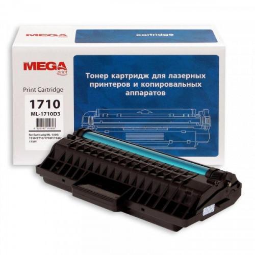 Картридж лазерный Pro Mega ML-1710D3 черный совместимый