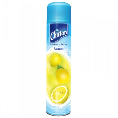 Освежитель воздуха Chirton Лимон 300 мл