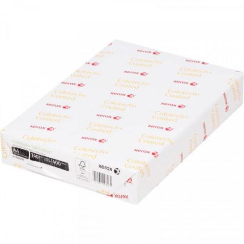 Бумага XEROX Colotech Silk Coated (А4, 140г, 135 CIE%, 400л.)