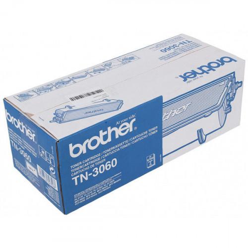 Картридж лазерный Brother TN-3060 черный оригинальный