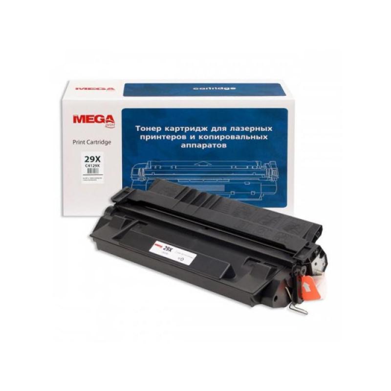 Тонер-картридж лазерный Pro Mega 29X C4129Х черный совместимый