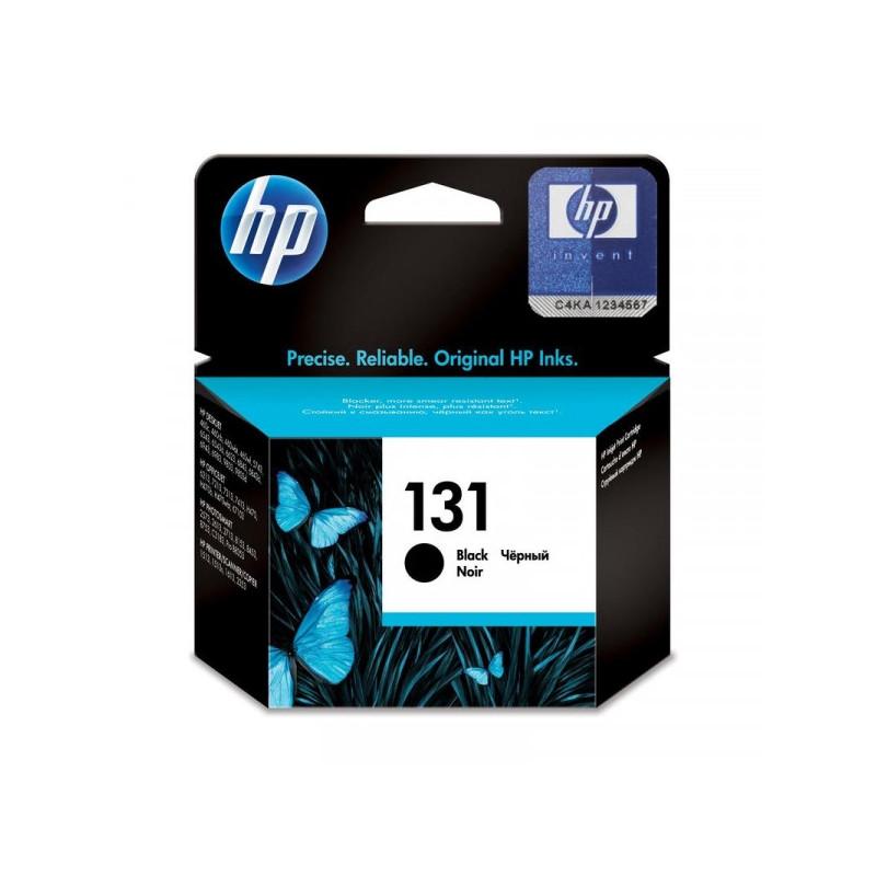 Картридж струйный HP 131 C8765HE черный оригинальный