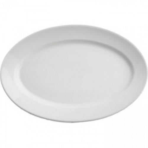 Блюдо овальное Башкирский фарфор 240 мм