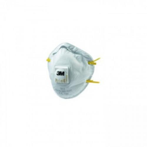 Средство защиты органов дыхания Респиратор 3М (8112) Противоаэрозольный 1-й степени защиты