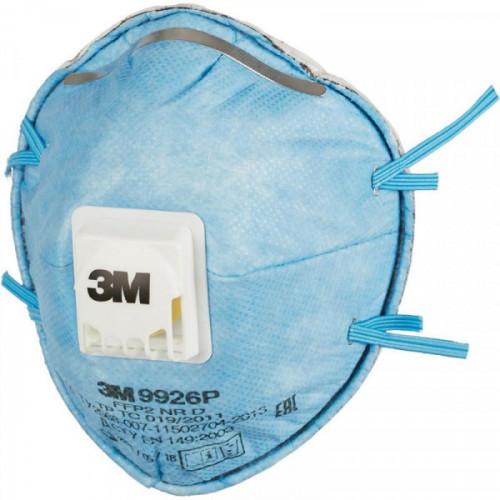 Средство защиты органов дыхания Респиратор 3М (9926) от кислых газов