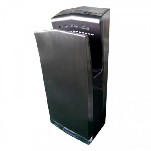 Сушилка для рук электрическая KSITEX M-8888АС JET, 1650 Вт, время сушки 10 секунд, погружного типа, нержавеющая сталь