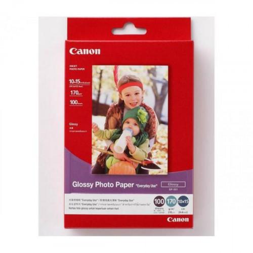 Фотобумага Canon глянцевая 10x15 см 100 листов 170 г/м2 0775B003