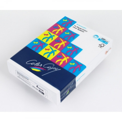 Бумага Color Copy А4 220 г 161 CIE %  пачка 250 листов