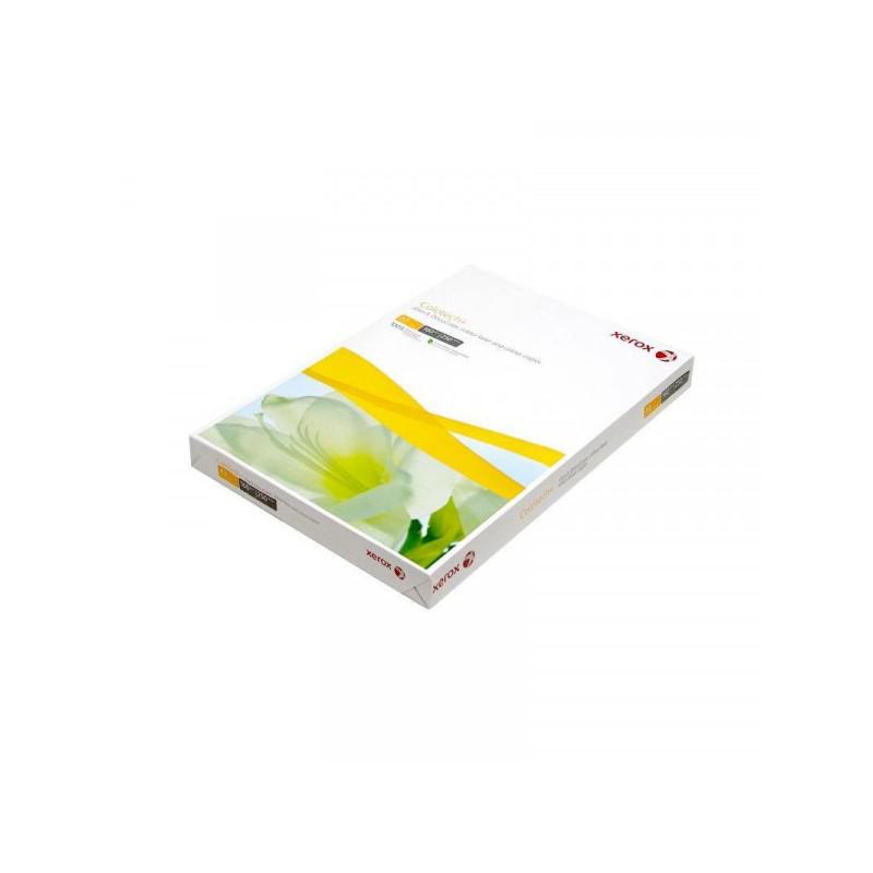 Бумага для цв.лазер.печ. XEROX COLOTECH PLUS (А3,160г,170CIE%) пачка 250л.