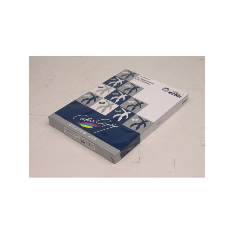 Бумага Color Copy Coated Silk А3 170 г 141 CIE % пачка 250 листов