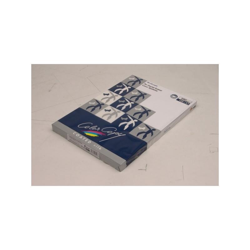 Бумага Color Copy Coated Silk А3 250 грамм 141 CIE % пачка 125 листов