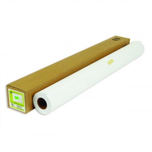 """Бумага для плоттера копировальных работ C6036A HP Bright White InkJet Paper 90 г/м2 36""""/914 мм x45.7 метра"""