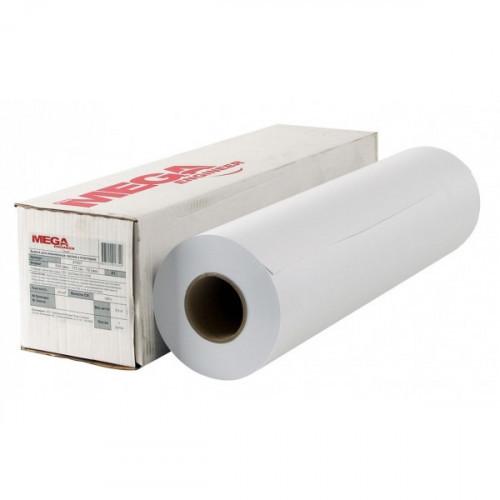 Бумага для плоттера копировальных работ MEGA Engineer А1 594мм/175метров/80 г/м2