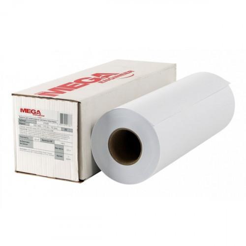 Бумага для плоттера копировальных работ MEGA Engineer А2 420мм/175метров /80 г/м2