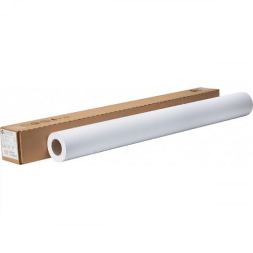 """Бумага для плоттера копировальных работ Q1397A HP inkjet bond paper-univer 80g 36""""/914mmx45.7m"""