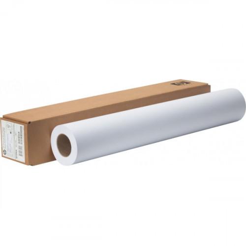 """Бумага для плоттера копировальных работ Q1404A HP Coated Paper-universal 95g 24""""/610mmx45.7m"""