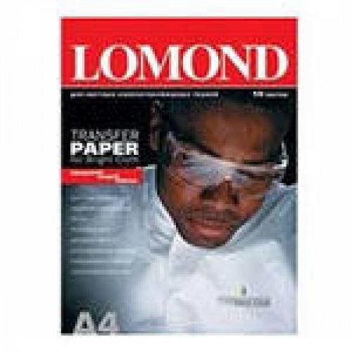 Бумага Lomond термотрансферная для светлых тканей А3 140 г/м2 50 листов