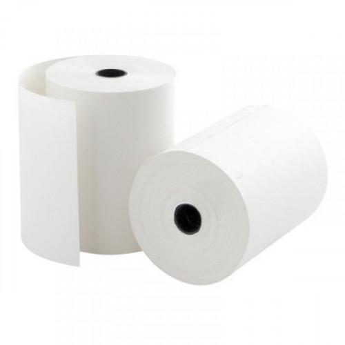 Ролики для касс и калькуляторов 76 мм диаметр 60 мм диаметр втулки 12 мм 10 штук в упаковке