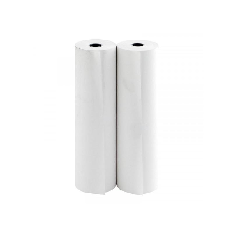 Ролики для принтеров из офсетной бумаги Promega jet 240 мм (диаметр 70 мм, намотка 48-50 м, втулка 18 мм, 1 штука в упаковке)