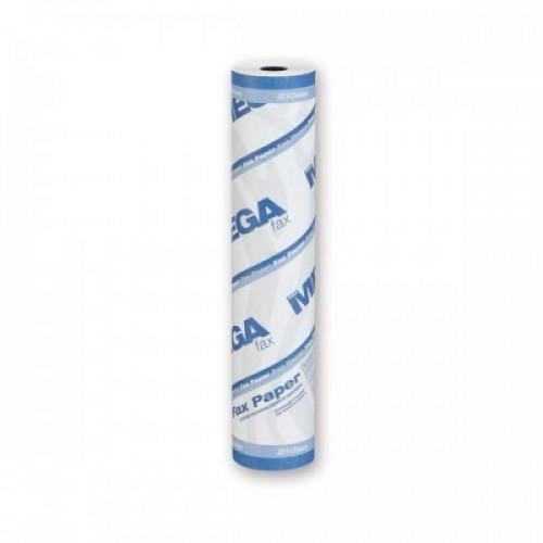 Ролики для факсов 210 мм длина намотки 20 м диаметр втулки 12 мм MEGA-FAX