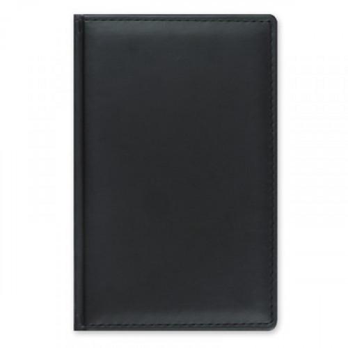 Алфавитная книжка черный А5 133х202 мм 96 листов ATTACHE Вива
