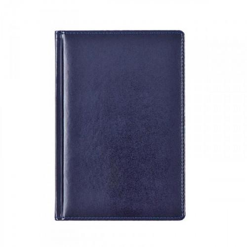 Ежедневник недатированный Attache Каньон А5 176 листов синий 142x210 мм