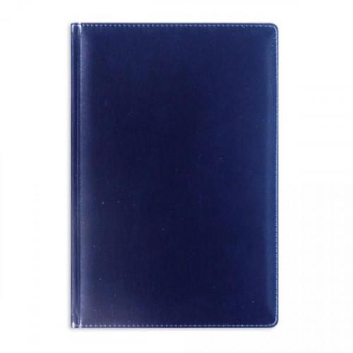 Еженедельник недатированный синий А4 202х272 мм 72 листа АТТАСНЕ Каньон