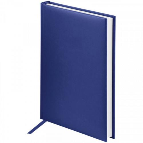 "Ежедневник недатированный, A5, 160л., балакрон, OfficeSpace ""Ariane"", синий"